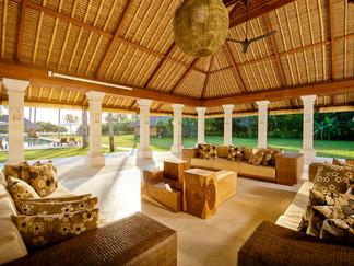 26. Villa Sepoi Sepoi - View of the sitt