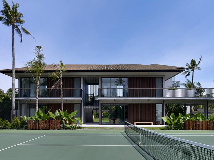 24-Arnalaya Beach House - Tennis suites