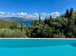 Saint Stephanos Villa in Corfu