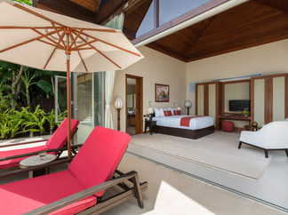 Kalya Residence at Panacea Retreat - Bed
