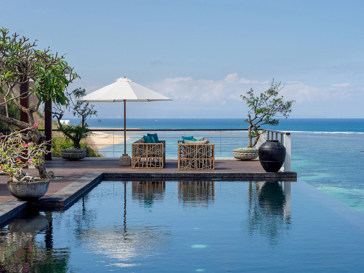 10. Grand Cliff Nusa Dua -  Pool view.jp