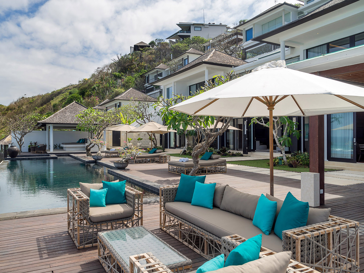7. Grand Cliff Nusa Dua - Villa feature.