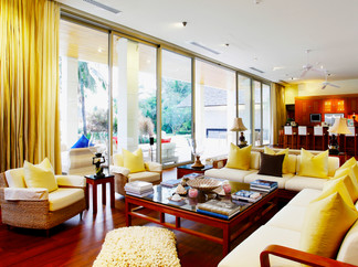 10. Baan Taley Rom - Magnificent living