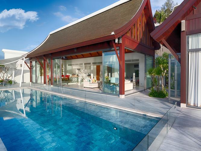 15-Malaiwana Villa R - Stunning villa de