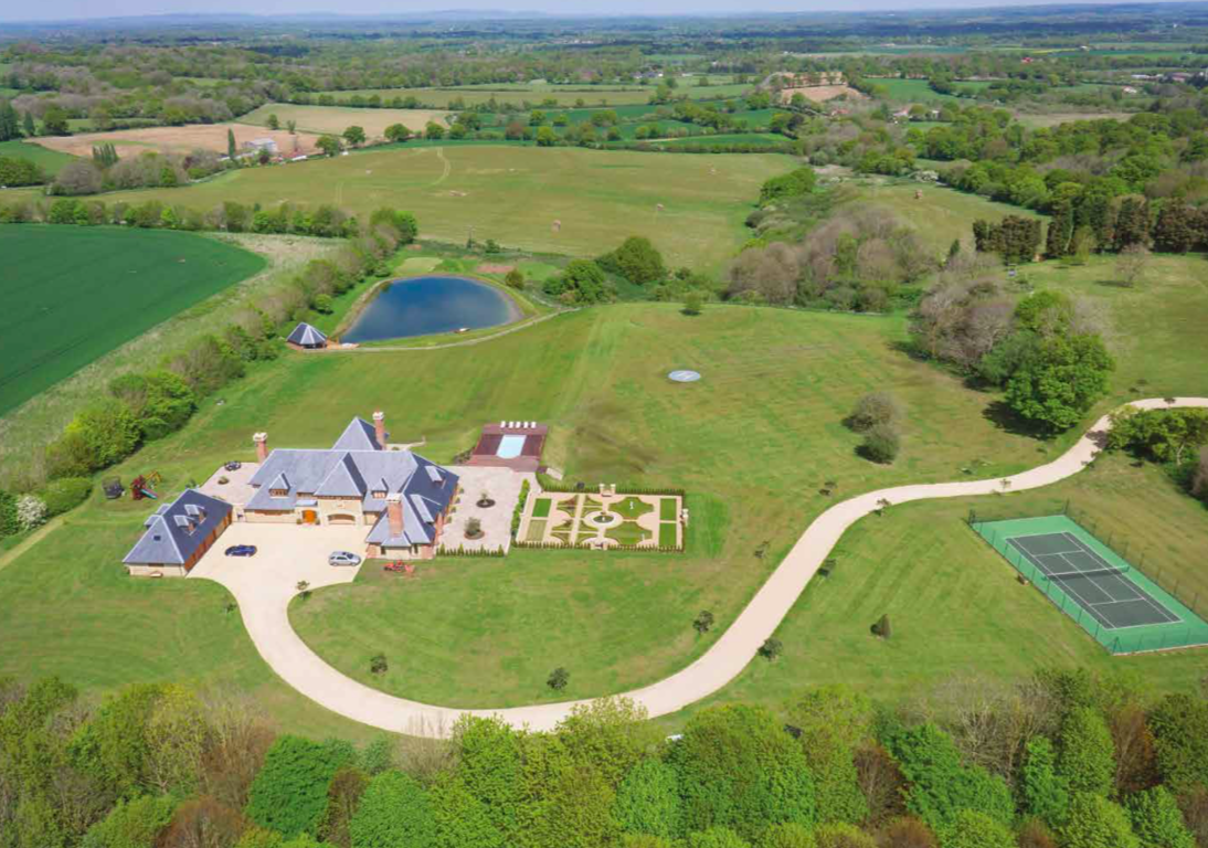 Large country house in West Sussex