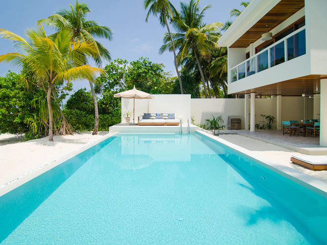 02-4 Bedroom Villa Residences - Poolside