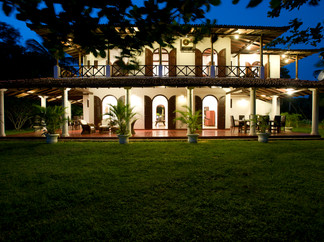 14-Oceans Edge-Tangalle - The villa at n