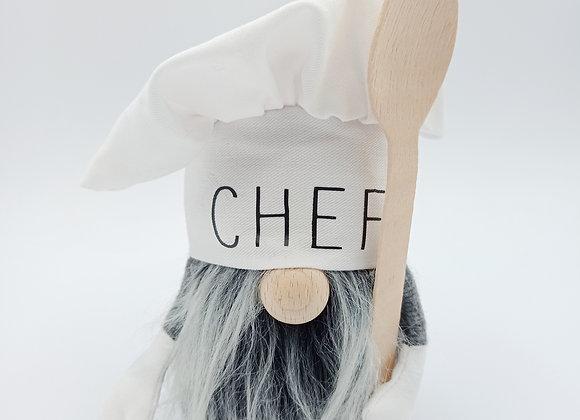 Gnômes Chef personnalisables