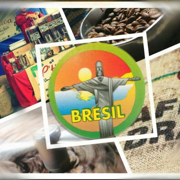 Brésil cerrado mineiro