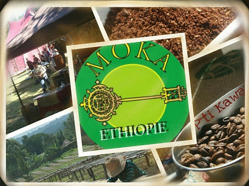 Ethiopie Sidamo