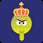 KINGpong! App Store Logo Button