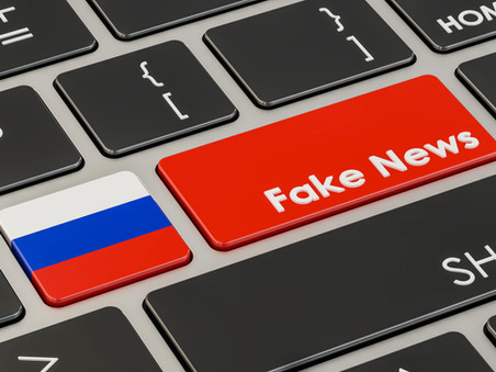 Russian Efforts to Undermine the USA with Disinformation