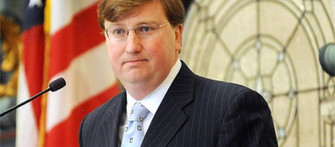 Mississippi Gov.Tate Reeves Calls CDC Mask Guidance 'Foolish' and 'Harmful'