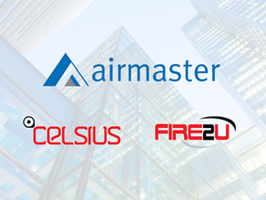 Airmaster Acquires Celsius Fire and Fire2U