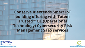 Totem Trusted™ OT Cybersecurity Risk Management SaaS services from Conserve It