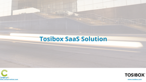 Tosibox launches SaaS