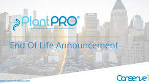 PlantPRO 1.0 End Of Life Announcement