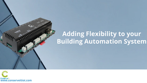 Adding Flexibility to your Building Automation System