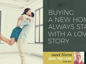 Meet Norm: Love Story