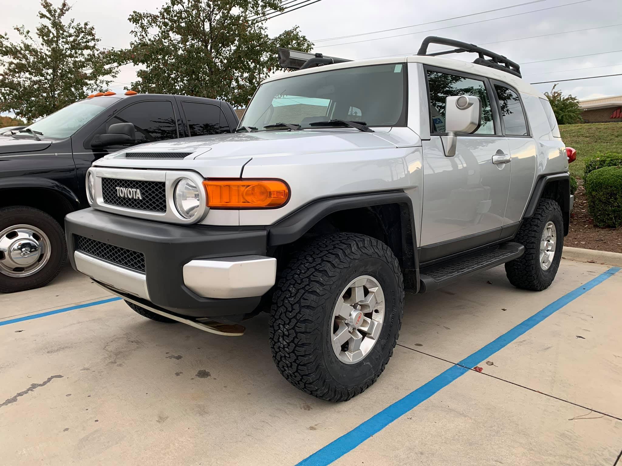Route66 Leveled Toyota FJ Cruiser