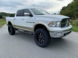 """Route66 Lifted 6"""" Ram 1500 White"""