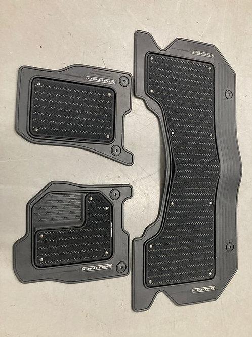 2019 RAM 1500 limited factory floor mats