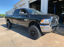 Route 66 2018 Lifted Ram 3500 Black