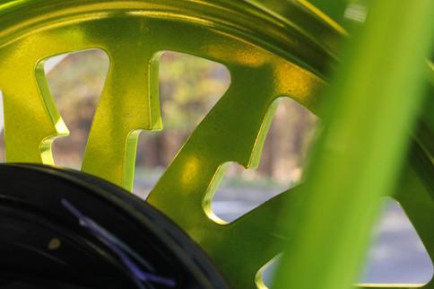 Route 66 Custom Fuel Wheels Inner Barrel