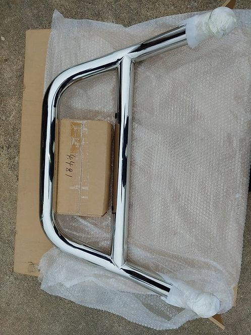 Trail FX polish stainless steel nudge bar 2012 through 2014 Mercedes-Benz ml-cla