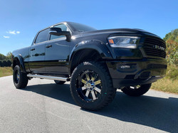 """Route66 Lifted 6"""" 2019 Ram 1500"""