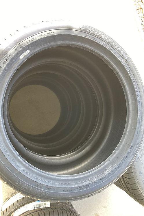 (2)&(2) Sumitomo HTRZ5 285/35ZR18/255/40ZR18 staggered set