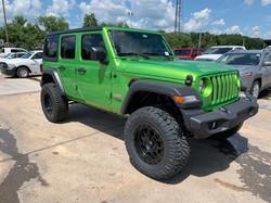 2019 Lifted Jeep JL Mojito