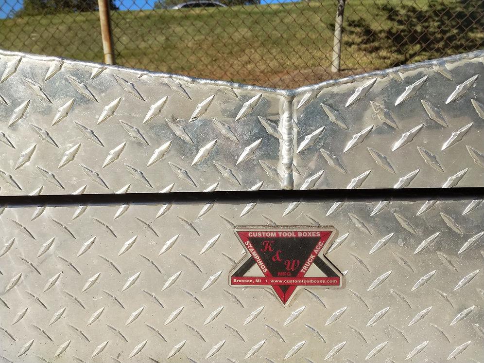 K&W MFG Custom Tool Box | ktdtakeoffs
