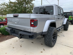 Route66 Lifted 2020 Jeep Gladiator