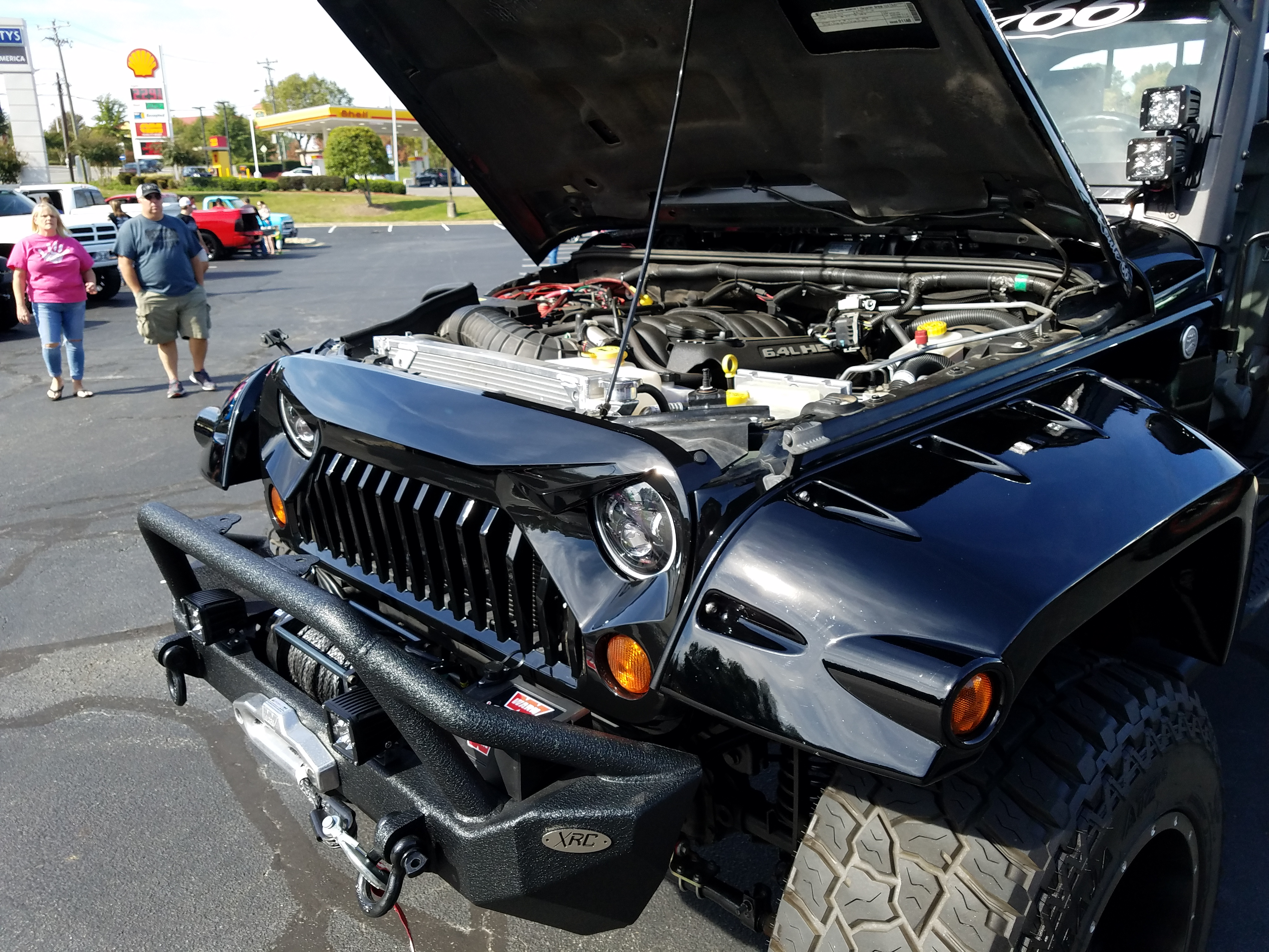 Route 66 Lifted 6.4L HEMI Jeep JK
