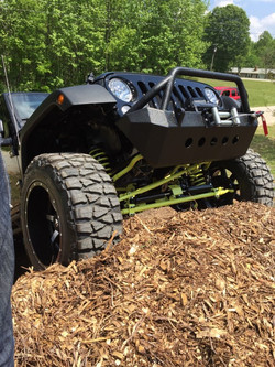 Route 66 Lifted Jeep JK