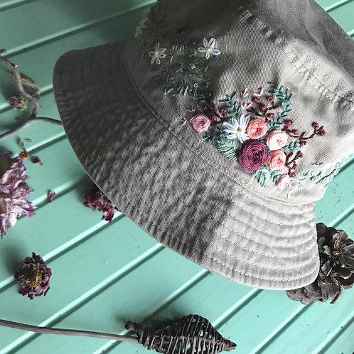 Garden-Inspired Bucket Hat