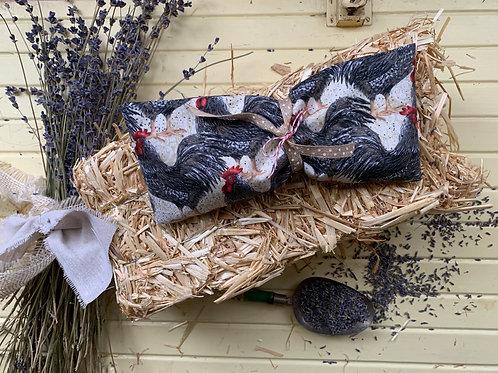 Spring Chicken Eye Pillow