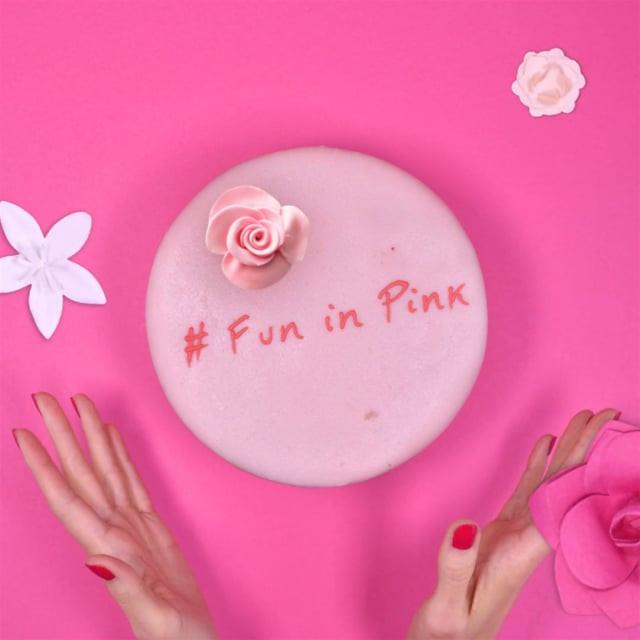 Rochas / Fun in Pink