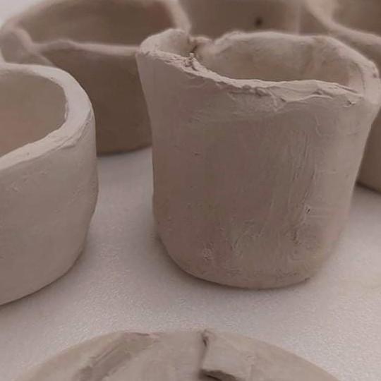 Studio-Rothwell- Pottery 101- Handmade Flower Pots
