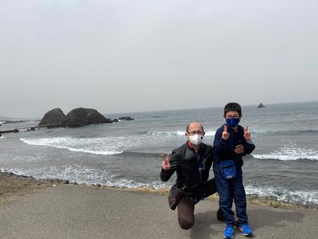 越前松島水族館へ行ってきました。