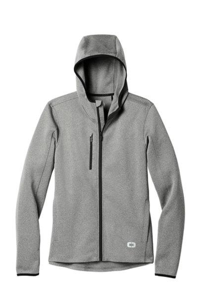 OGIO® Endurance Stealth Full- Zip jacket ( Mens )