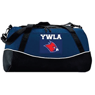 YWLA SPORTS BAG WITH LOGO