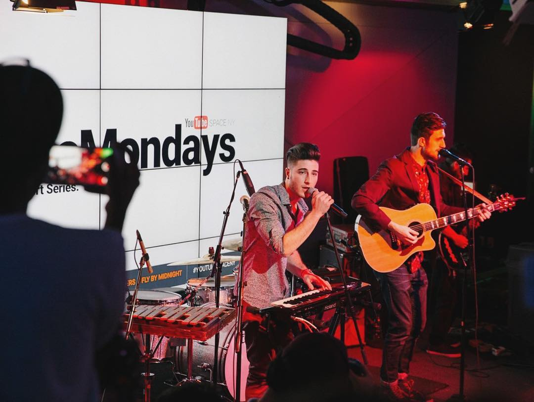 Youtube Space NY #MusicMonday