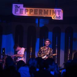 Peppermint Club Headliner