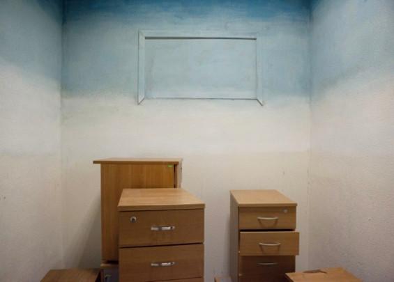 Pavel Otdelnov Claustrophobia Installation. 2016