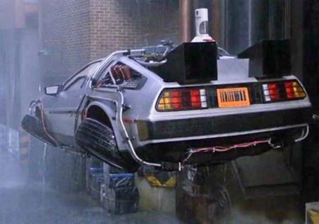 미래의 자동차 디자인 - 하지만 미래에는 자동차가 없다? (1)