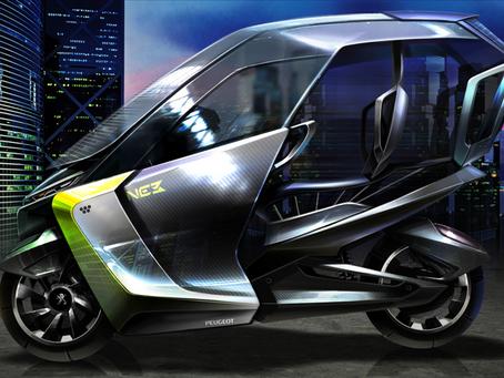 미래의 자동차 디자인 - 하지만 미래에는 자동차가 없다? (4)