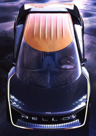 New Electric Vehicle Concept