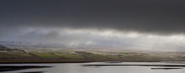Morgunn við Eyjafjarðará